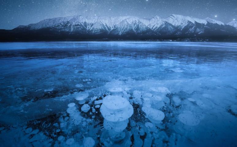 2 millió ponton szivárog a metán az Északi-sarkon
