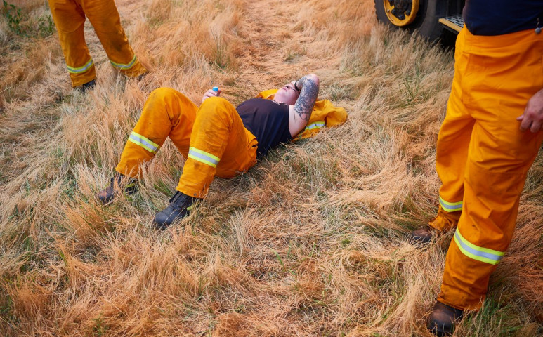 Közel háromnegyed évig lángolt Ausztrália