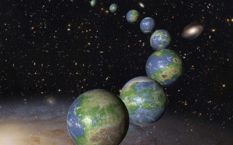 Rengeteg a bolygó, amin víz is van!
