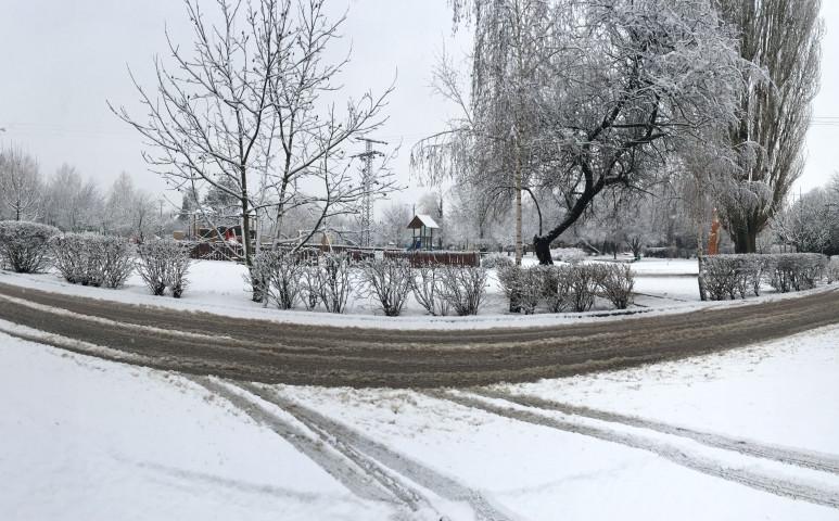 Csütörtökig tart a márciusi tél