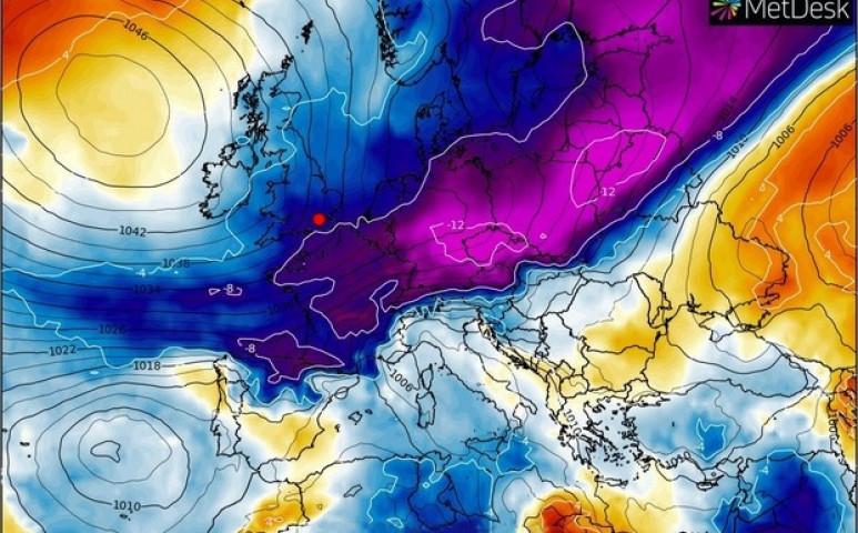 Hidegbetörés okozhat újabb szokatlan márciusi időjárást