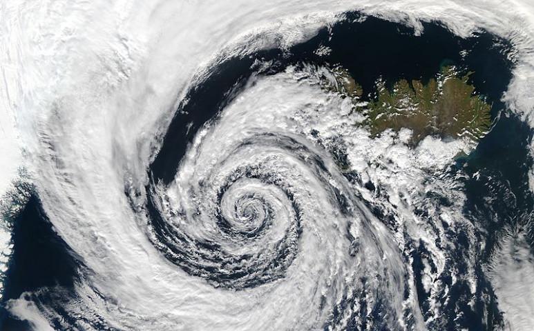 A mérsékeltövi ciklonok kialakulásának folyamata