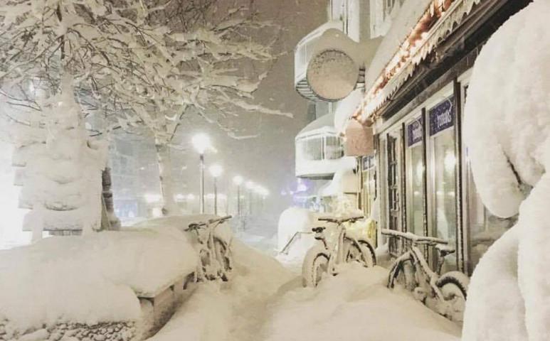 1,5 méter hó hullott Izlandon
