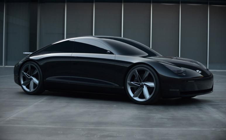 Légtisztító elektromos autóval próbálkozik a Hyundai