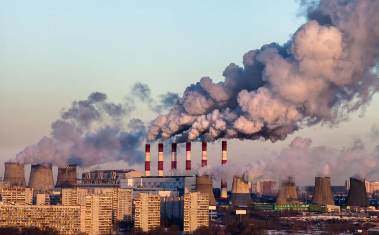 2070-re nullázható az ipar károsanyag-kibocsátása