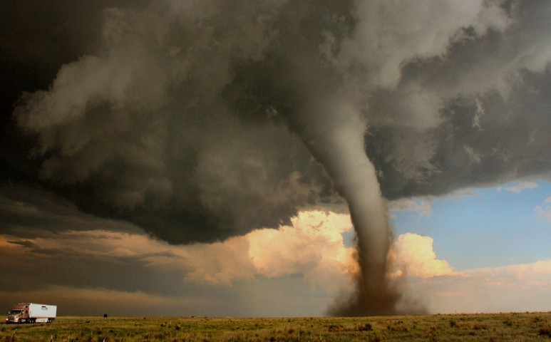 Az egyik legveszélyesebb meteorológiai jelenség