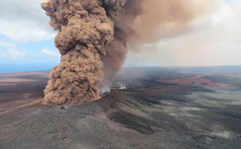 Most már biztos: a klímakatasztrófa a vulkántevékenységekre is hatással van