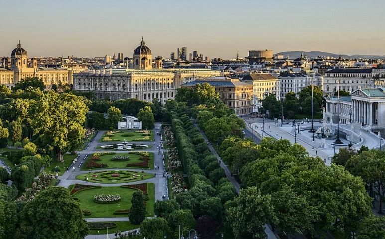 Bécs lett a világ legzöldebb városa 2020-ban