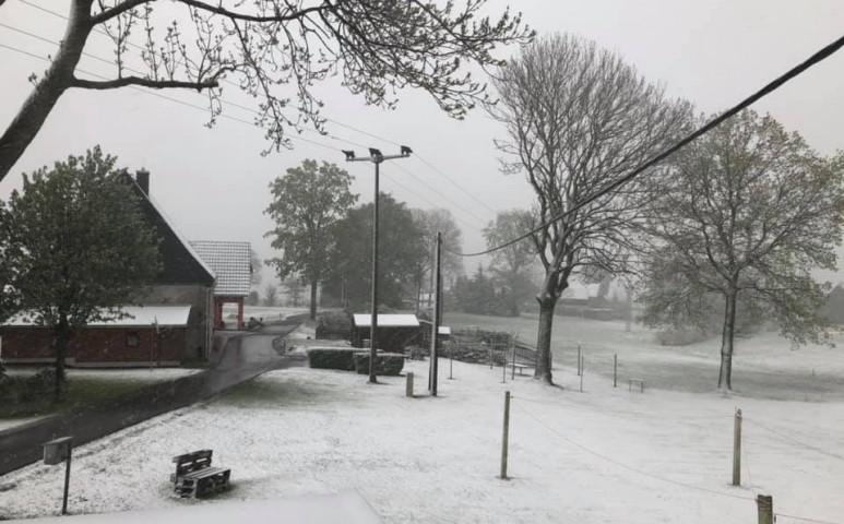 Havat hozott Németországba a felénk is tartó hidegfront