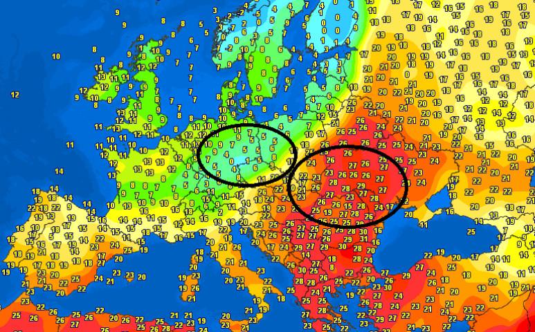 Havat is hozott a reggel a németeknél és a lengyeleknél