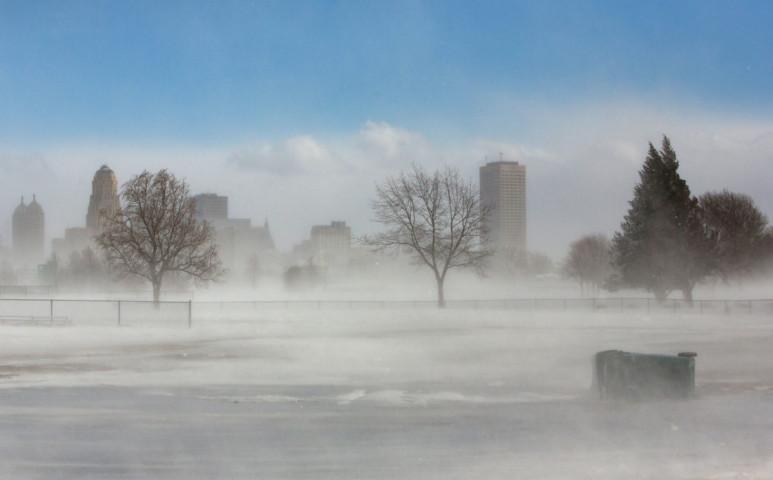 Dermesztő hideg az USA-ban
