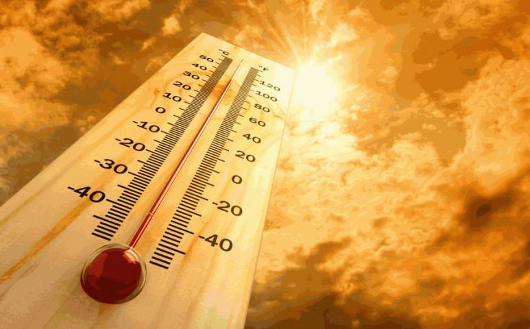 40°C-ot hozott a hőhullám