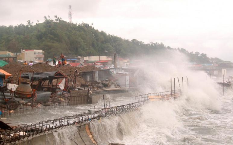 Vongfong komoly pusztítást vitt véghez a Fülöp-szigeteken