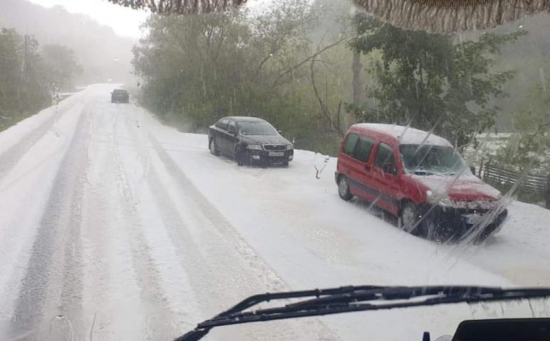 Havazást és tornádót hozott az elmúlt pár nap Romániába