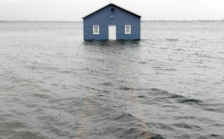 Ausztráliában komoly pusztítást végzett a vihar