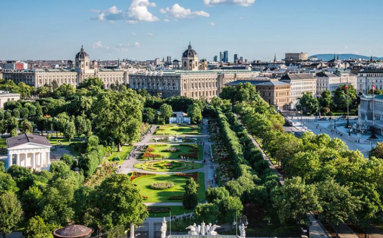 Bécs még több bio-klimatizált utcát hoz létre