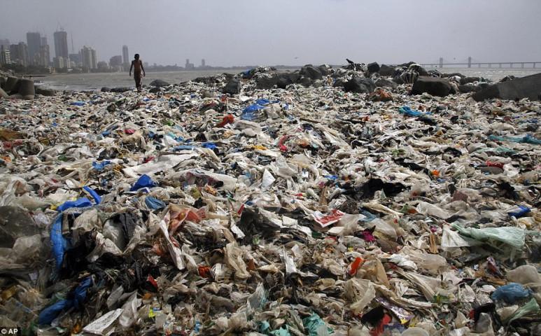 Az évszázad közepére több műanyag lesz az óceánban, mint hal