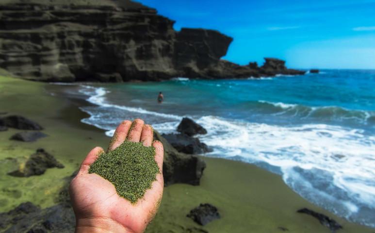 Egy zöld ásvány dobhat nagyot a klímakatasztrófa elleni fellépésen!