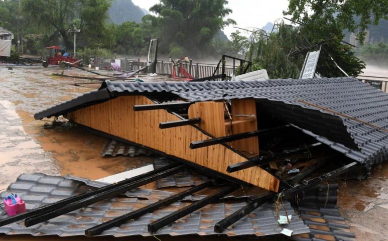 400 millió ember kerülhet veszélybe Kínában az áradások miatt