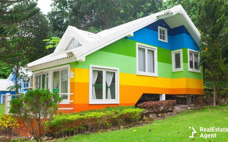 Íme a festék, ami lehűti a házat