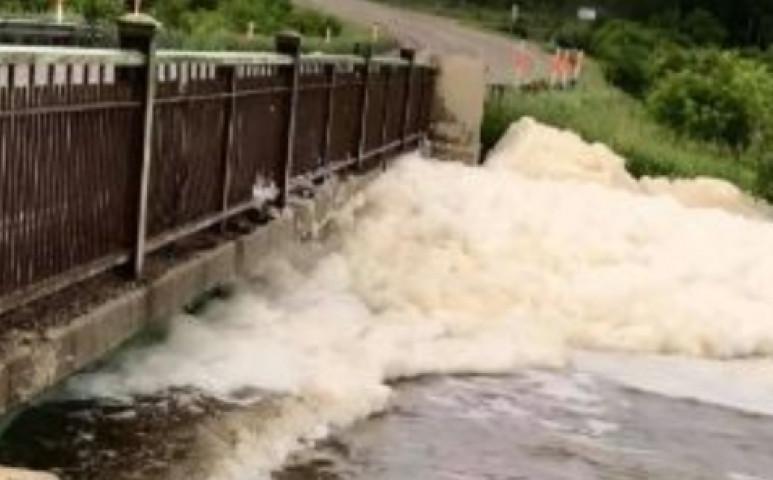 Gátszakadással fenyeget a rengeteg eső Kanadában
