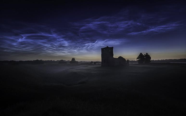 Látványos felhők Európa felett