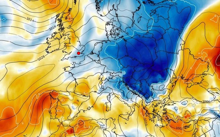 Az év legmelegebb napja következhet, majd 10-14 fokos lehűléssel folytatódik a hét