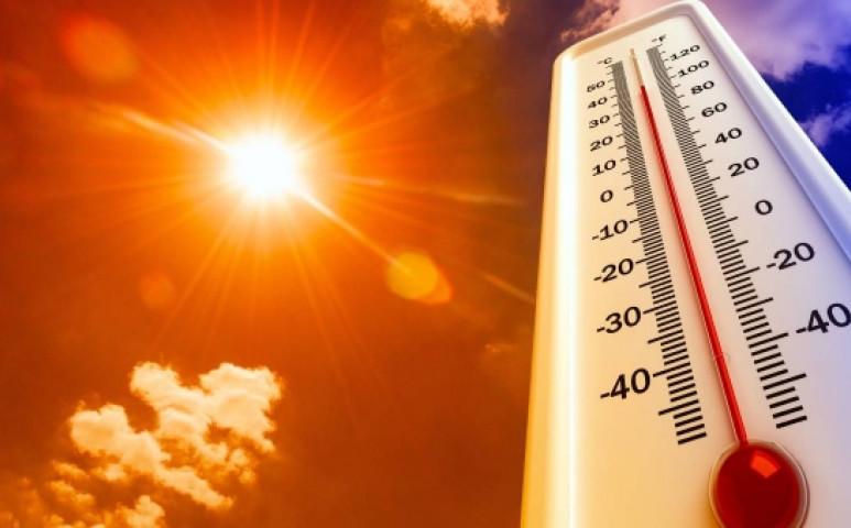 44°C-os hőhullám tombol a portugáloknál