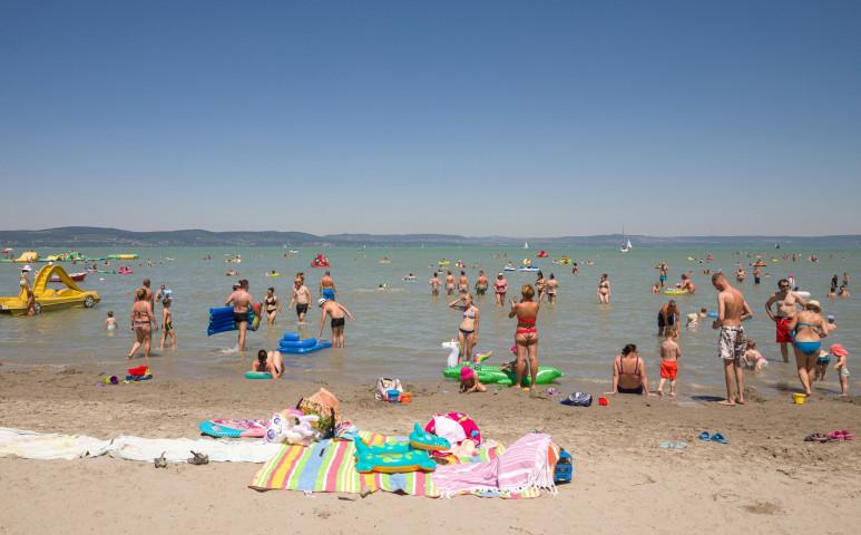 Igazi strandidő!