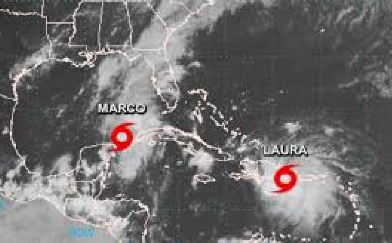 Laura és Marco kéz a kézben támadnak az USA-ra