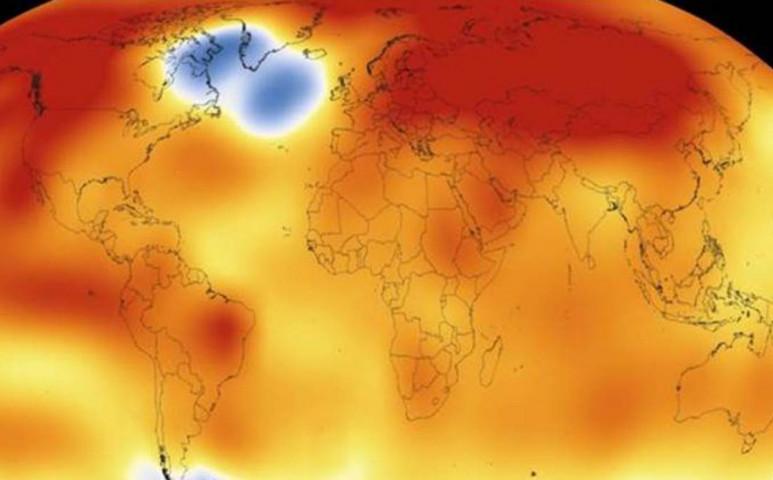 Egyre nő a levegő szén-dioxid koncentrációja