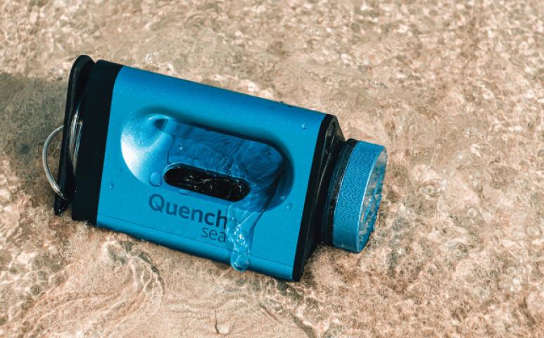 Hatékony eszköz az ivóvíz probléma megoldására