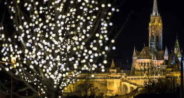 Advent Budapesten