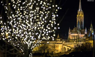 Advent Budapesten