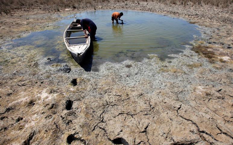 Milliárdos migráció vár ránk a klíma miatt