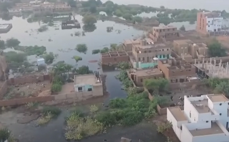 Elúszott a Száhel-övezet, a Nílus 100 éve nem látott áradást produkál