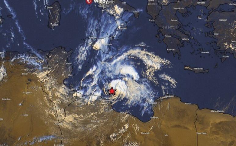 Durva viharrendszert kaptak a nyakukba a görögök