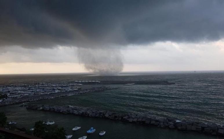 Tornádók okoztak károkat az olaszoknál