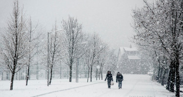 Havazás a szeszélyes áprilisban