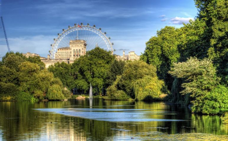 Igen! Még több fa lesz Londonban!
