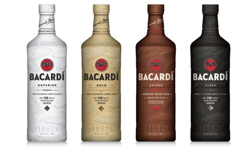 A Bacardi sem kér többet a műanyag palackokból