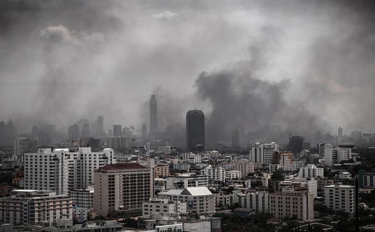 A pandémia és a légszennyezettség - a NASA új adatai