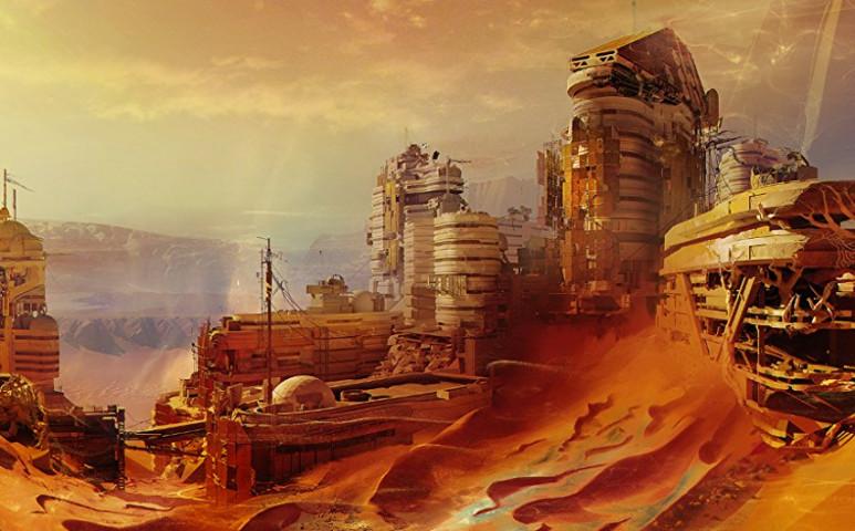 10 év múlva építeni kezdik a Marson az első várost?