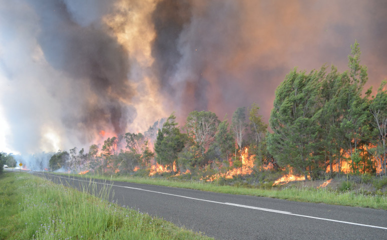 Újra lángol Ausztrália, és már most nagy a baj!