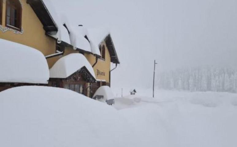 4 méternyi friss hó is várható az Alpok egyes részein - rendkívül veszélyes lavinahelyzet alakulhat ki