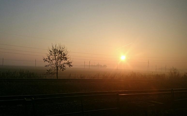 Vasárnap előbukkanhat a nap