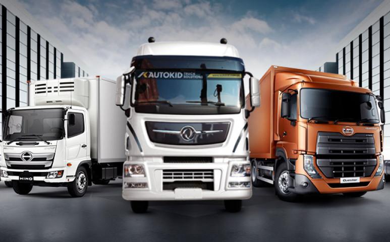 Viszlát szennyező kamionok!