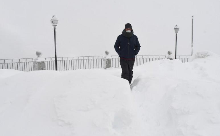 Halált hozott a havazás Spanyolországban