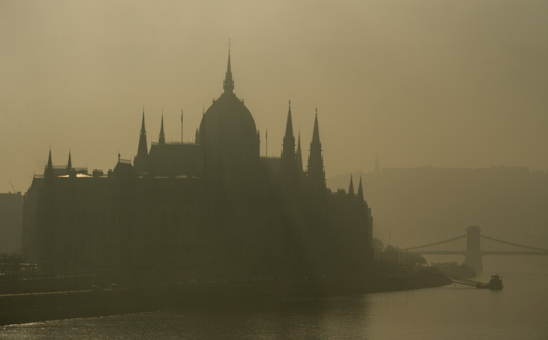 Komoly gond van több hazai város levegőjével is
