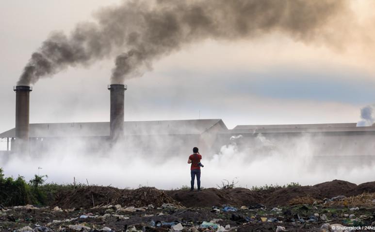 Ki a legnagyobb szennyező a bolygón?